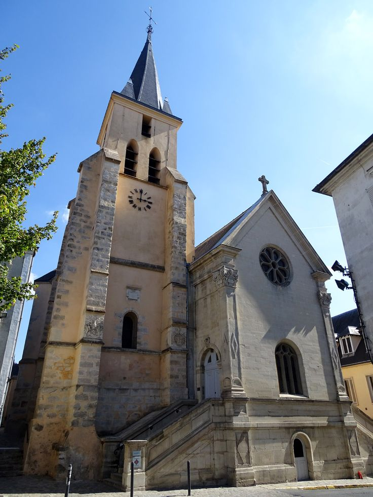 Eglise Saint Medard, Brunoy