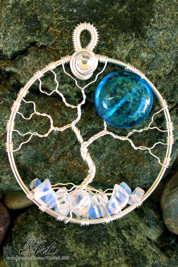 Blue Moon; Made by GEL ART https://www.facebook.com/GelArt.2011