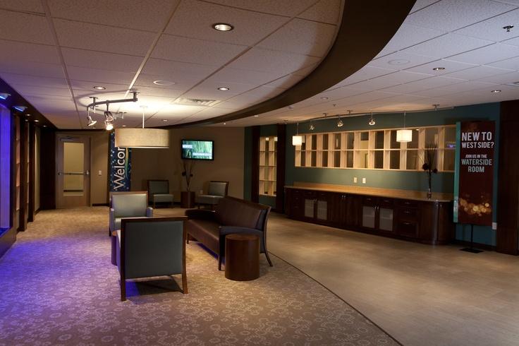 Beautiful Church Lobby Ideas