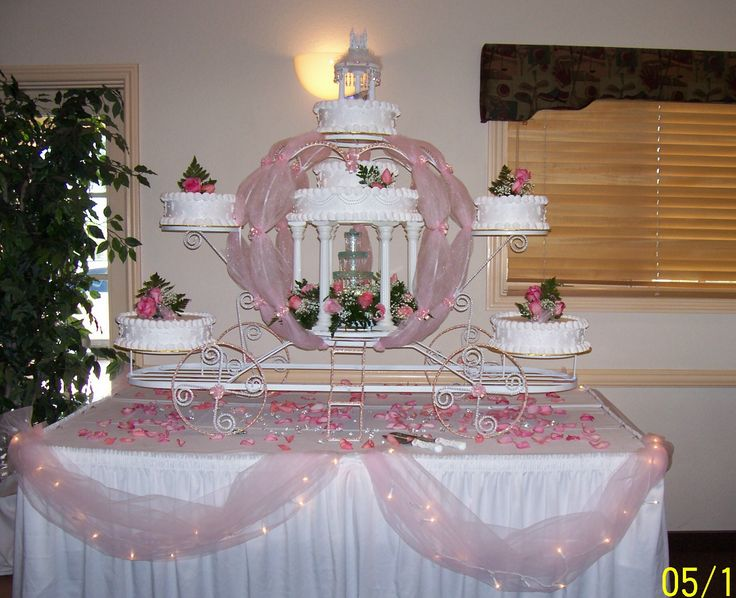Quinceanera carriage chair fairy tale weddings cinderella carriages