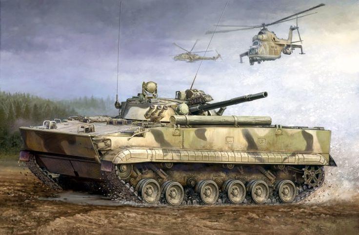 Боевая техника и тяжелое вооружение
