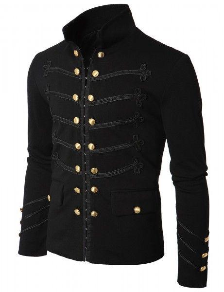 Doublju - Blazer Antique Short Jacket Compre roupas de qualidade, com design inovador e preço justo!