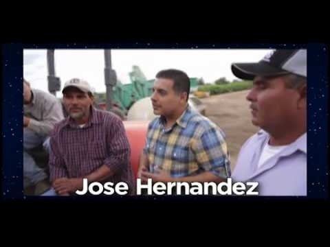 """""""Dream"""" from House Majority PAC is a Spanish-language ad supporting Jose Hernandez, the Democratic candidate for U.S. House in California's 10th District. 9/28/12"""