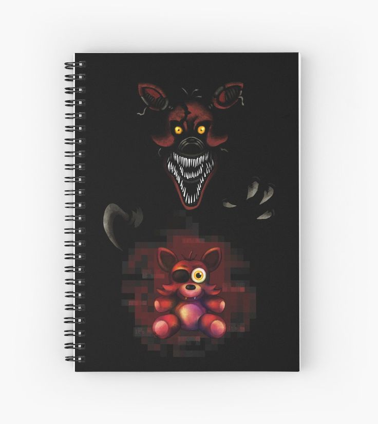 ====== Merch for Sale ====== Five Nights at Freddy's - Fnaf 4 - Nightmare Foxy Plush by Kaiserin