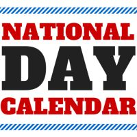 Has a calendar for each month, national & international days.  nationaldaycalendar.com