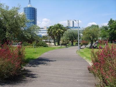 Il parco della musica - Cagliari