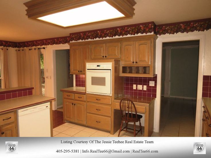 Kitchen 10x11 Breakfast Bar Pantry 13901 Wellsburg
