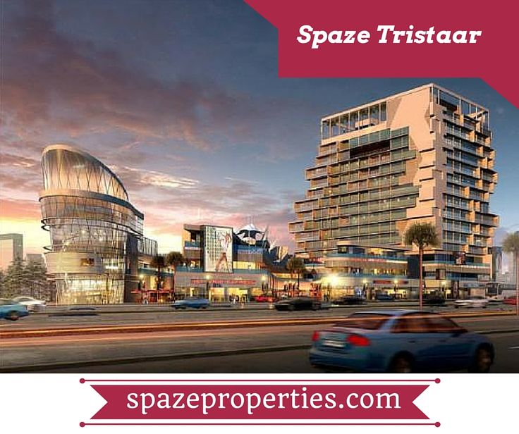 Spaze propeties offering space for you shop in spaze tristaar. Spaze tristaar is an amazing project because of is a design pattern its feel comfort of the shoppers in mind.