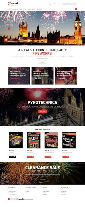 Follow-me on Tumblr   Fireworks Store OpenCart Template CLICK HERE! live demo  http://cattemplate.com/template/?go=2iGJiaI