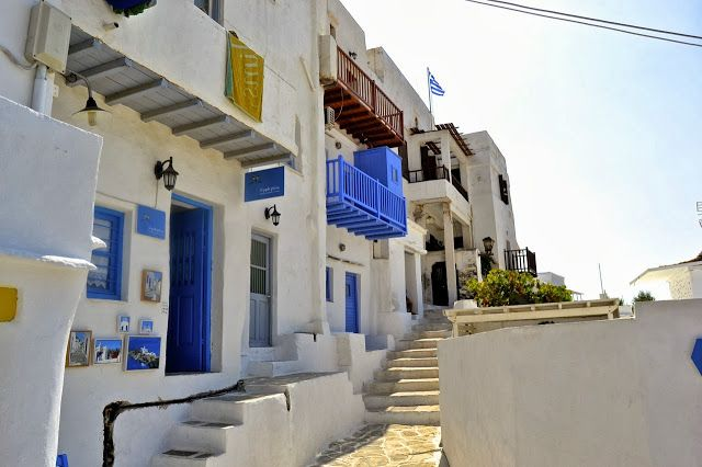 Blog Post: Why the Island of Sifnos is Greece's best kept secret.