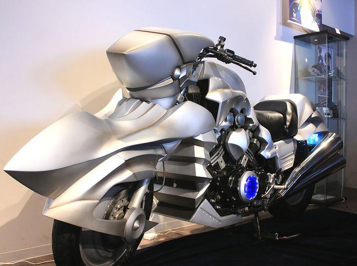 Saber Yamaha Vmax
