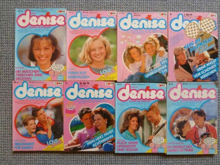 denise - Hefte