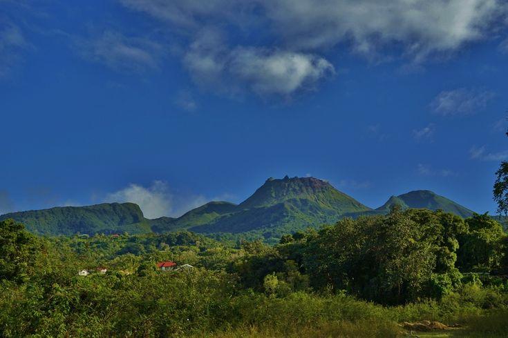 La Soufrière à 360° - DAAF Guadeloupe