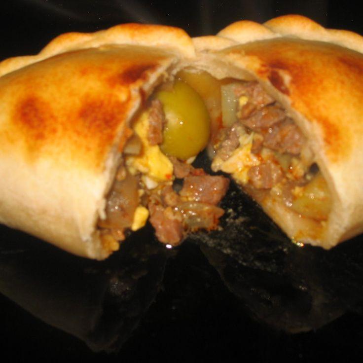 Hoy el relleno y masa de empanadas argentinas, con esta receta he ganado en Canal Cocina   La Cocina de Viviana