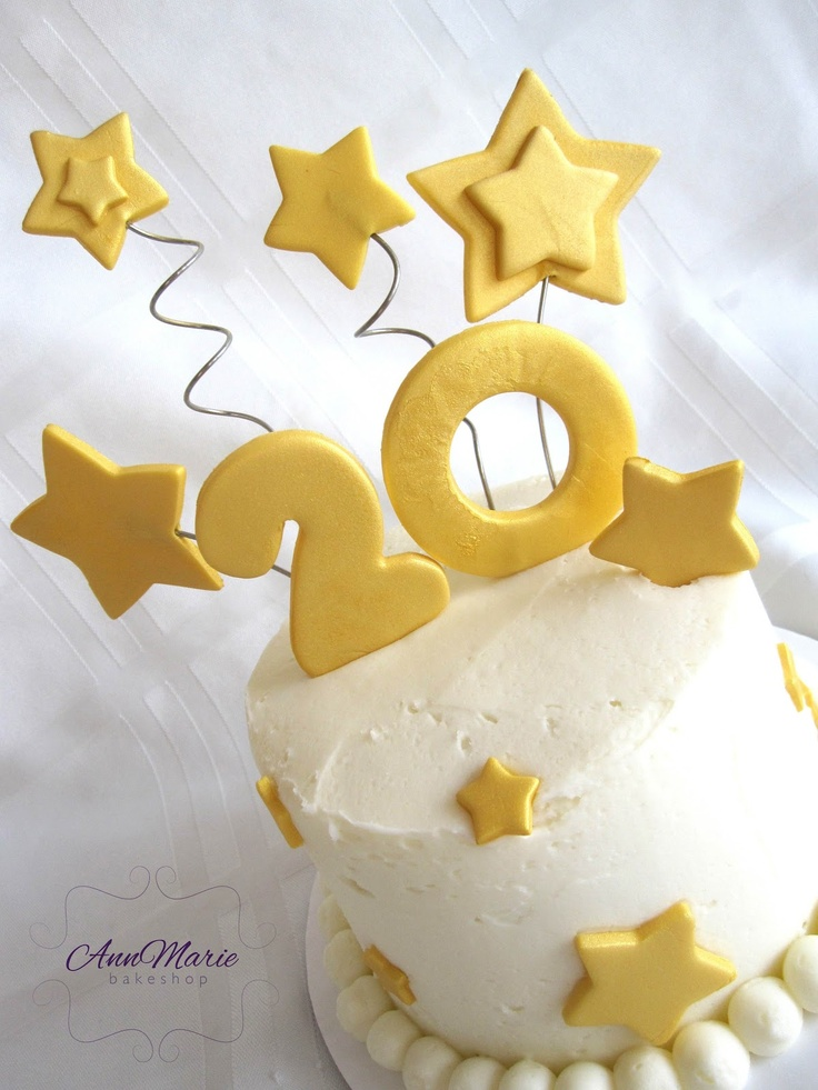 Best 25 Golden birthday cakes ideas on Pinterest Golden