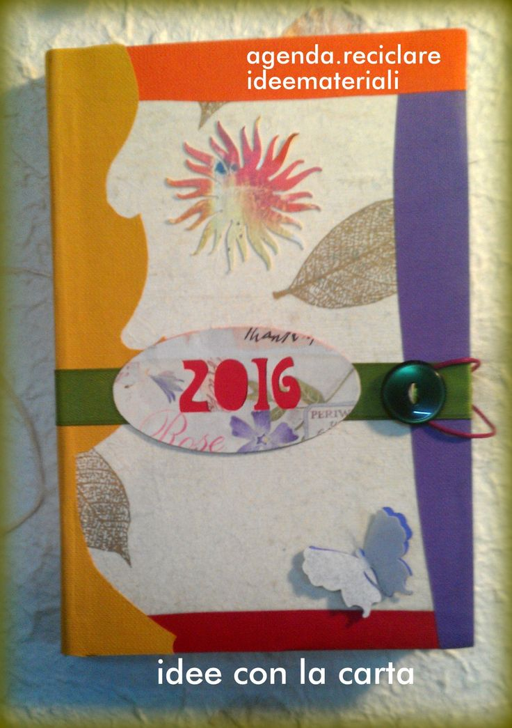 Agenda, 2015, Planner, book, paper, notebook