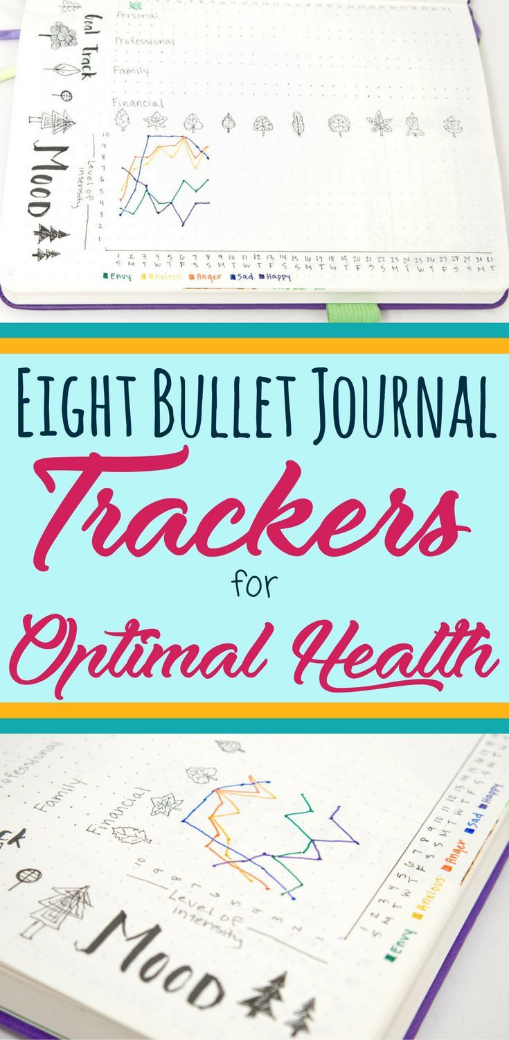 How to start fantastic bullet journal trackers to monitor your health in your bullet journal! Providers eight different ideas for types of bujo trackers, and even more examples of spreads to try! These trackers are great for both monthly and weekly formats. Lots of inspiration, even includes some of my favorite supplies for making my health trackers. #bulletjournaling #health #trackers #healthyliving #bulletjournal #bujo #diy #plannercommunity
