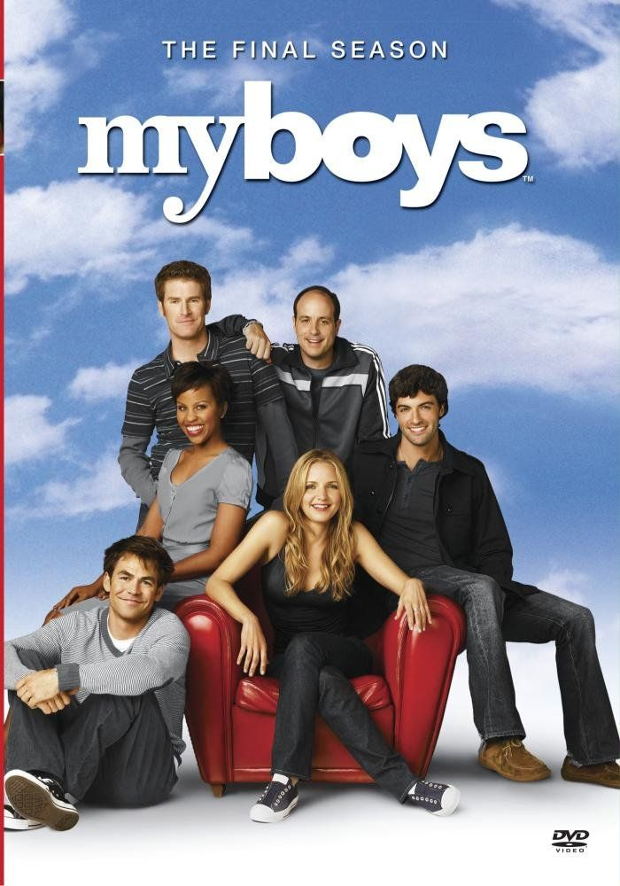 Amazon.com: My Boys - Season 04: Michael Bunin, Kyle Howard, Jamie Kaler, Reid Scott, Jordana Spiro, Kellee Stewart, Jay Kleckner, Ethan Sandler, Brendan Smith: Movies & TV | @giftryapp