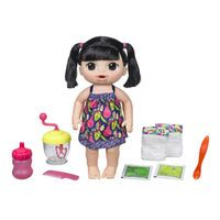Baby Alive Sweet Spoonfuls Baby Doll - Black Hair