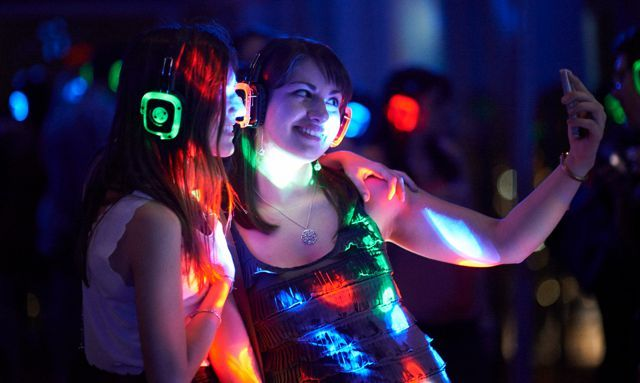 Sad that you didn't manage to get tickets to one of Time Out's silent discos at The View From The Shard? ...