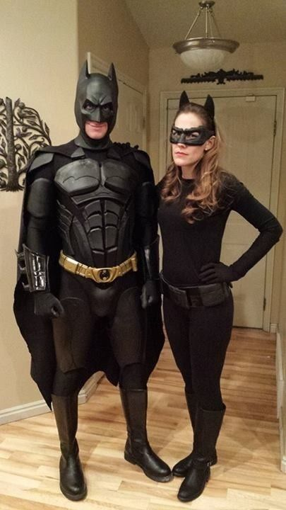 Nothing is cooler than having your very own Batman costume. I decided it was high time for me to make one. Unfortunately, I made this costume before the thought hit me to make an intructible on it. So it won't be as detailed as I would normally like.Please vote for me for the Halloween Costume Contest.