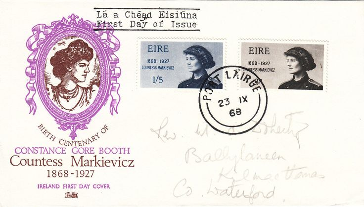 1968 Countess Markievicz - Waterford 23 Sept