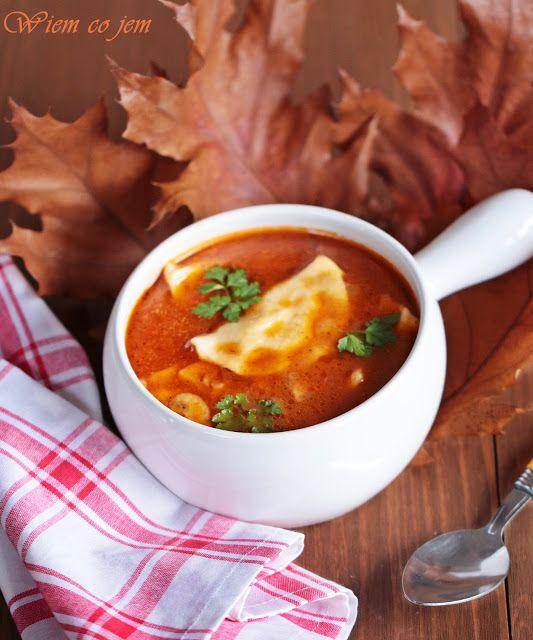 Wiem co jem - Zupa leśniczyny