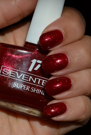 Anna Galaxy: Seventeen. Лак для ногтей серии Super Shine № 473