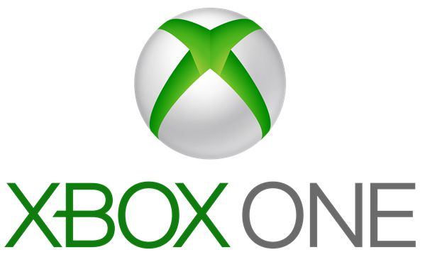 White Xbox One logo