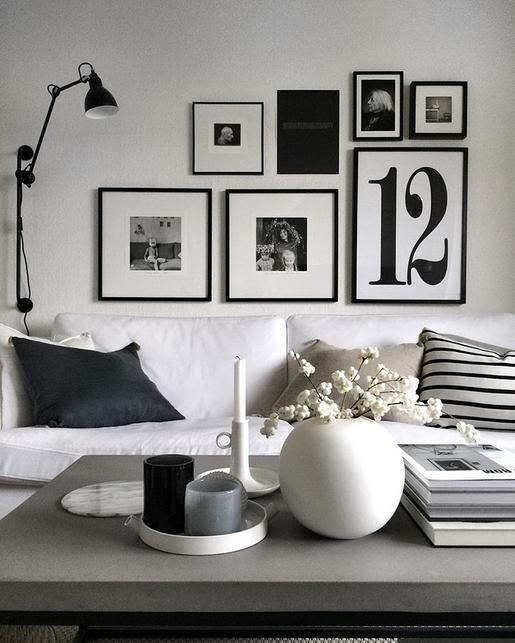 Το+graphic+design+δίνει+χαρακτήρα+σε+ένα+μοντέρνο+διαμέρισμα+στη+Σουηδία