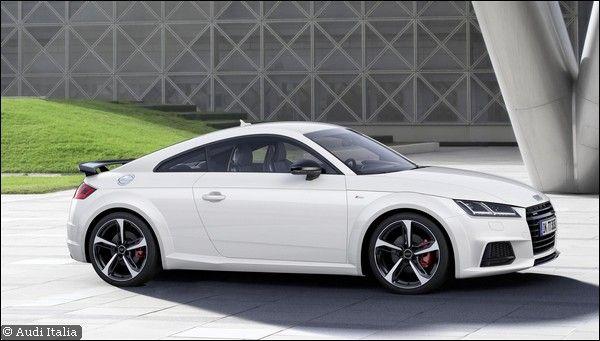 Audi TT disponibile nella versione S line competition