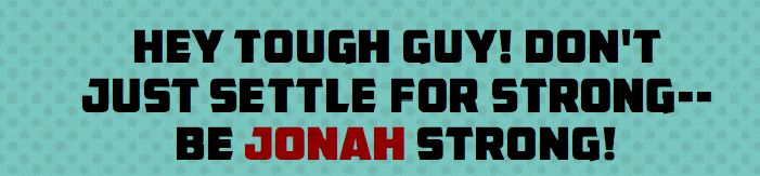 """(""""Ha,Ha!"""") Advertisement for Super Testosterone Pills made from """"Real Jonah DNA"""" in this Year's Edition of """"My Name Is Jonah"""" for Free Comic Book Day!"""