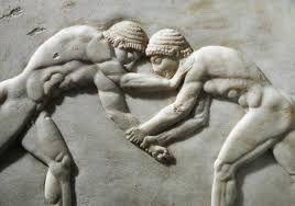 Αποτέλεσμα εικόνας για αθλητης αρχαιοτητα
