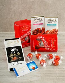 Chocolate Gifts and Hampers - Lindt: The Lindt Chocolate Lovers Dream!