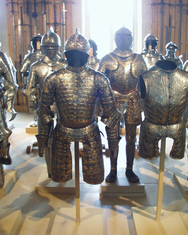 25 Best Historically Accurate, Functional Armor Images On -3162