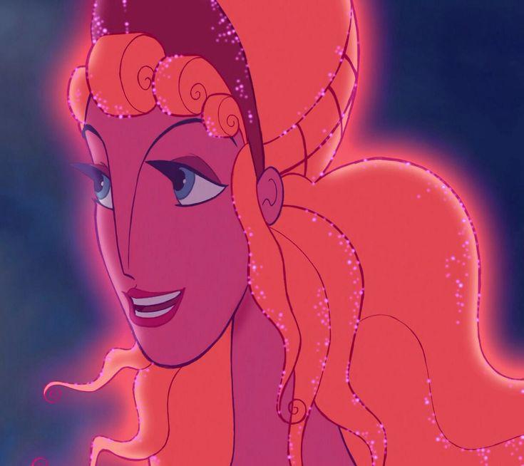 Hera is the Queen of the Gods, and the wife of Zeus in Disney's 1997 film…