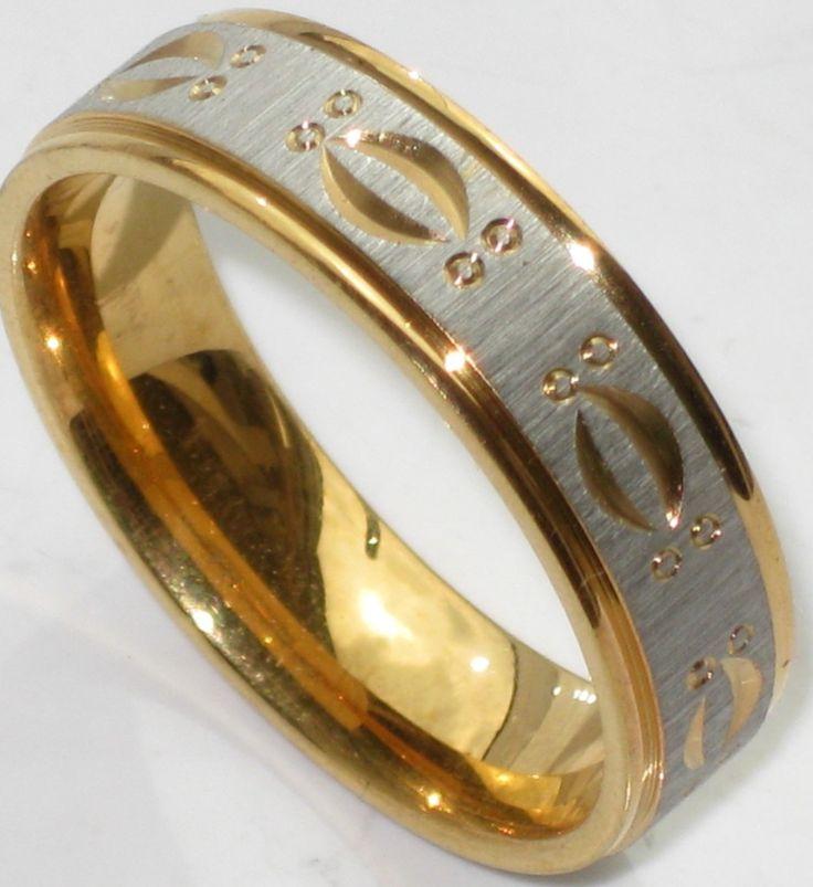 Mens or Women Egyptian Wedding Ring Wedding Band 7mm STR111 | eBay