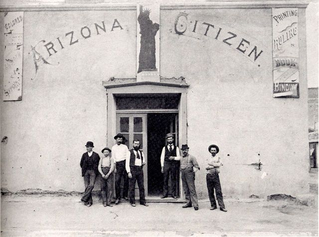 Photos of tucson 1880s - Google Search