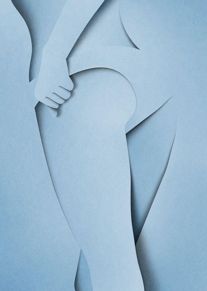 Digital Paper Cuts By Eiko Ojala | Yatzer