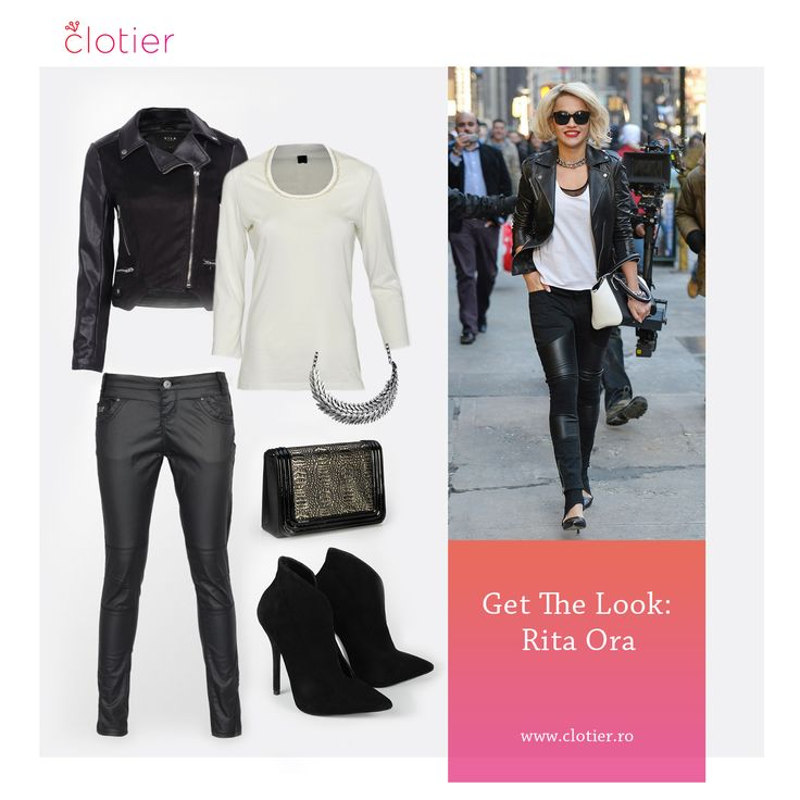 Get The Look: Rita Ora ‹ Clotier  http://www.clotier.ro/blog/2015/01/28/get-the-look-rita-ora/?utm_source=Pinterest&utm_medium=Board&utm_campaign=Blog%20Clotier&utm_content=Get%20the%20look