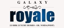Galaxy Royale is the one of the best real estate project in Noida Extension, with in Gaur City. BSP of the project starts from ₹3,300/- psf.  Team 99meters.com 8010-111-999