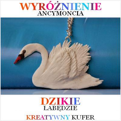 Wyniki Wyzwania Tematycznego - Baśń: Dzikie Łabędzie | Kreatywny Kufer http://ancymoncia.blogspot.com/