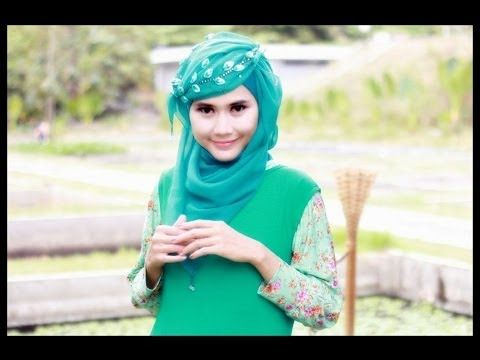 Modern Hijab Tutorial | Lady-Like Paris Hijab for Party and Casual Events by Didowardah - Part #31 - YouTube