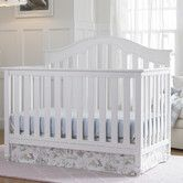 Found it at Wayfair - Kingsport 4-in-1 Convertible Crib...THIS IS THE ONE I WANT