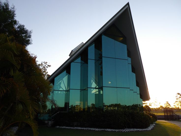 InterContinental Sanctuary Cove Chapel Brisbane Celebrant Neal Foster The Marriage Celebrant performs weddings here.