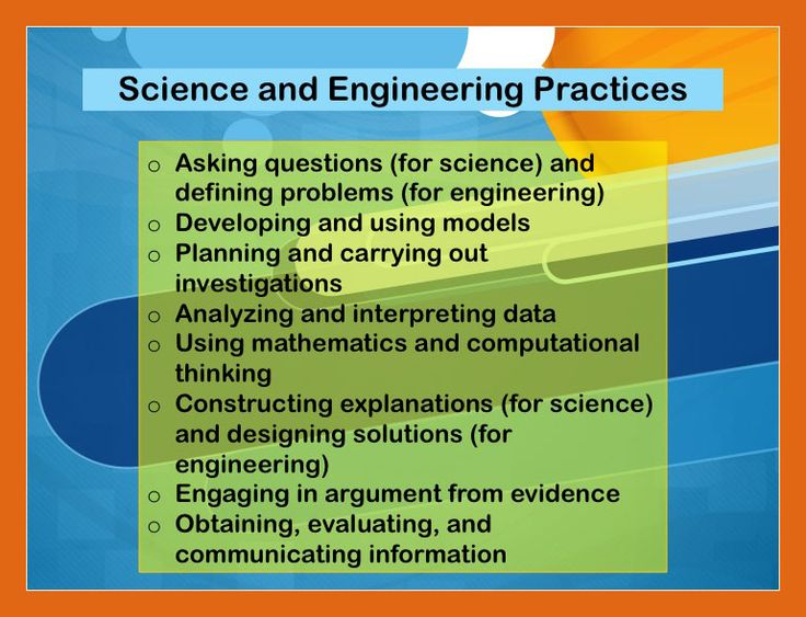 Image result for science and engineering practices ngss