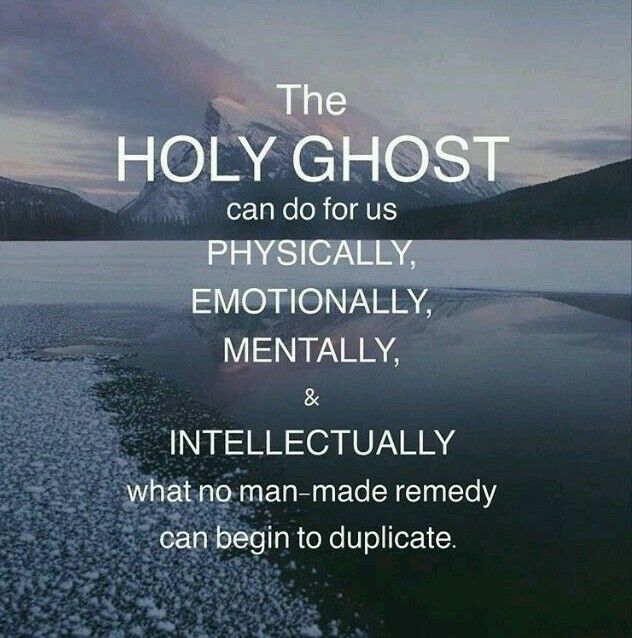 HOLY GHOST. TRUE STATEMENT. MILDRED WILLIAMS