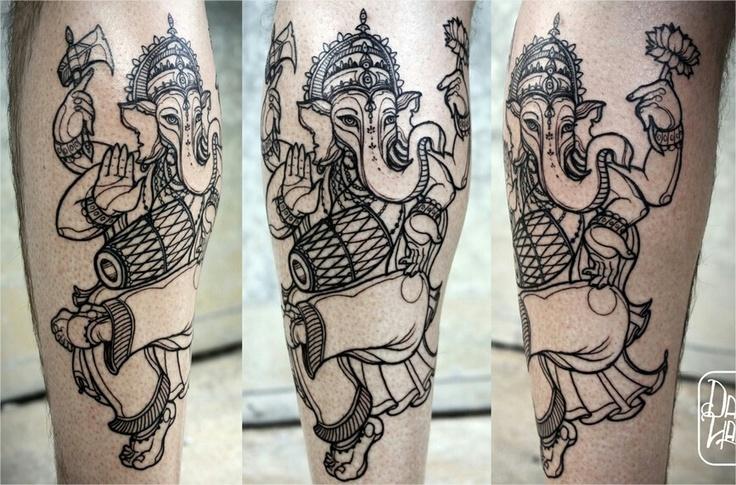 """Nohinduísmo,GanexaouGanesha(sânscrito: गणेश ou श्रीगणेश (quando usado para distinguir status deSenhor) (ou """"senhor dos obstáculos, """" seu nome é também escrito comoGanesaouGaneshe algumas vezes referido comoGanapati) é um dos mais conhecidos e venerados semi-deuses doHinduísmo."""