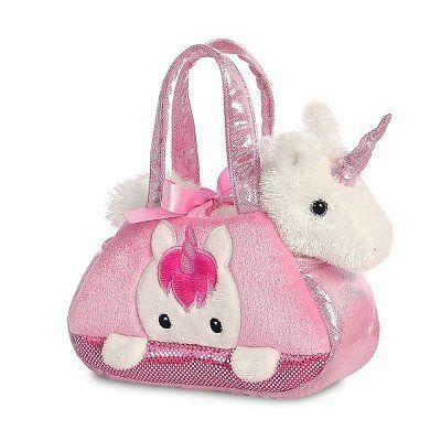 Fancy Pal Peek-a-Boo Unicorn
