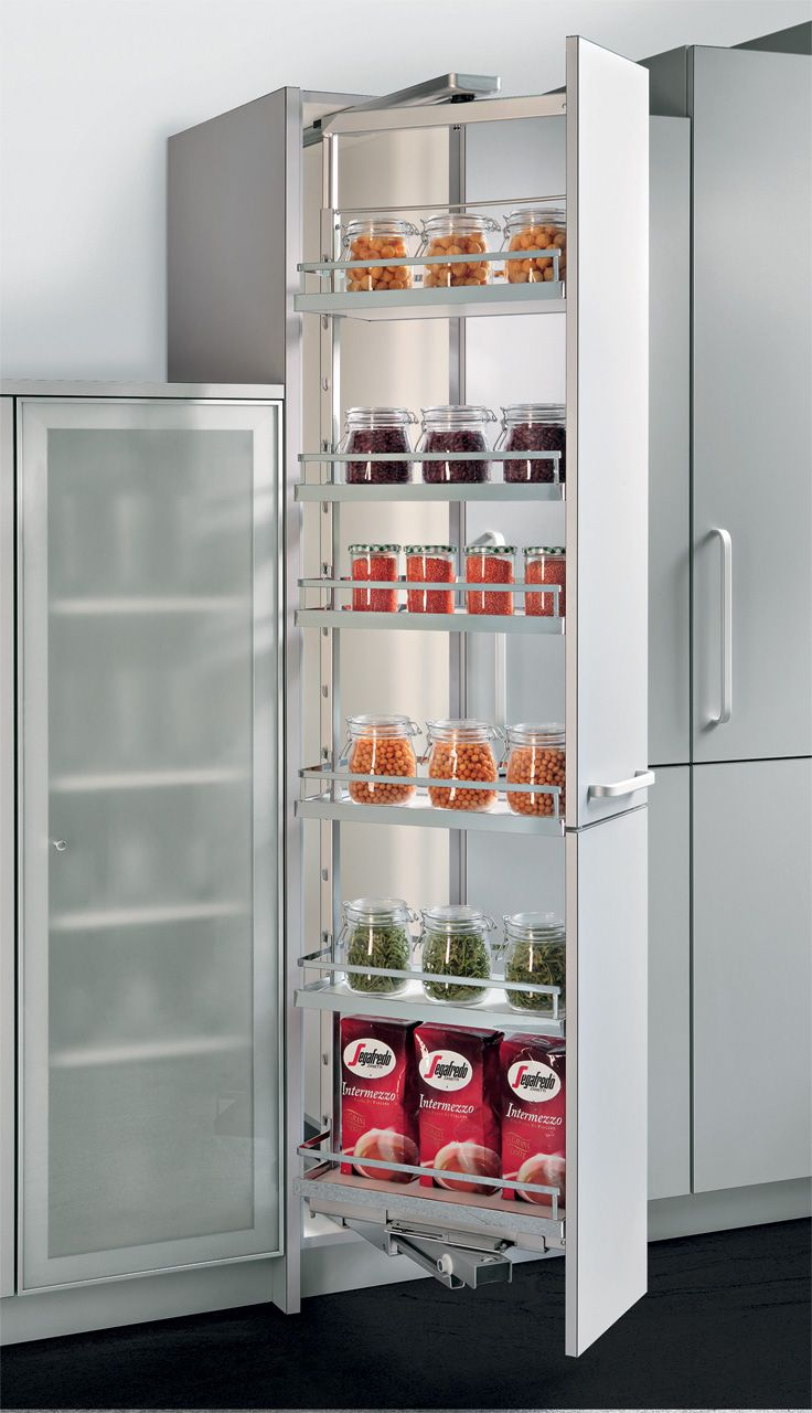 Best 13 Best Kitchen Storage Solutions Four Seasons Kitchens 640 x 480
